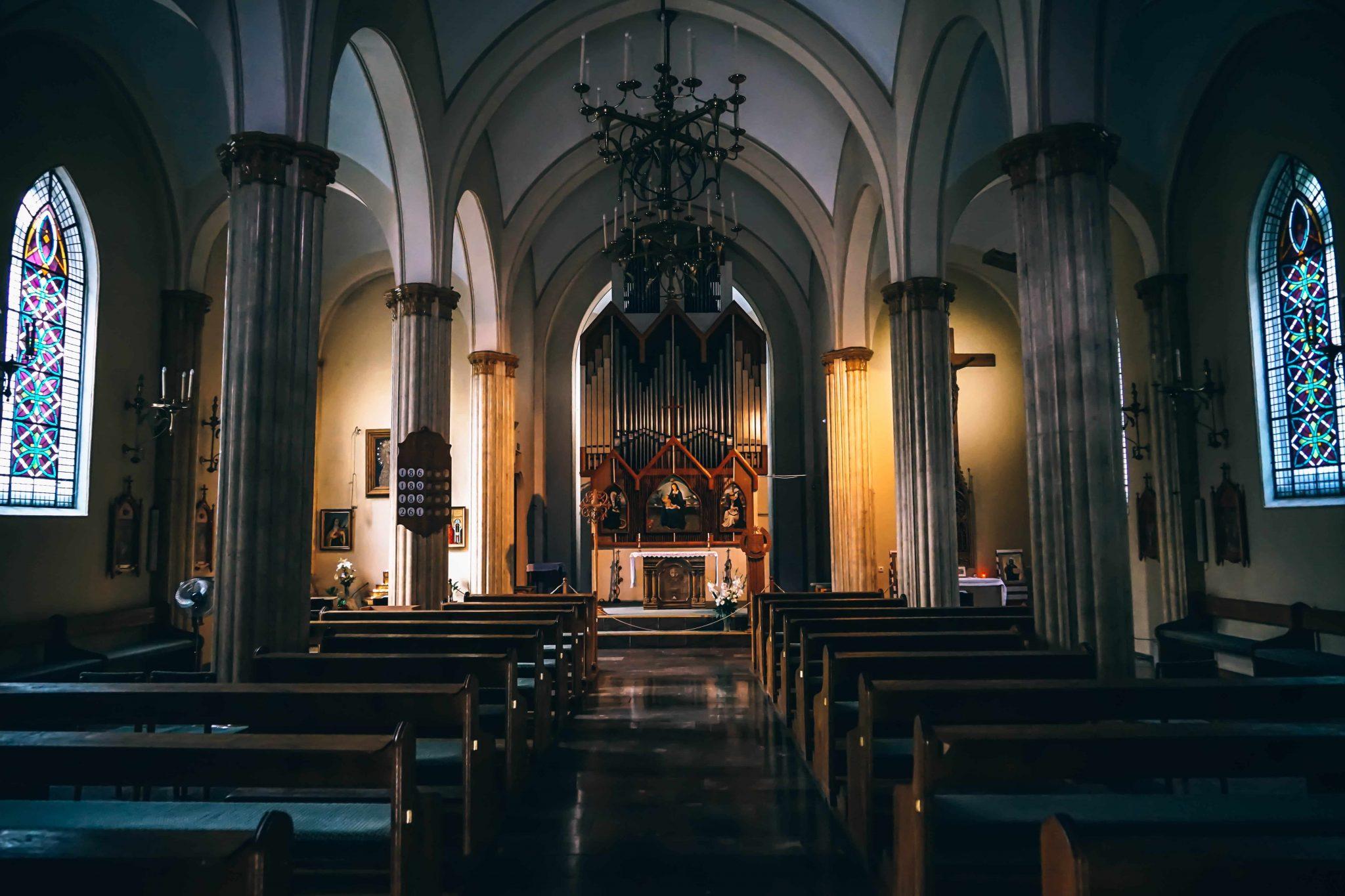 large church