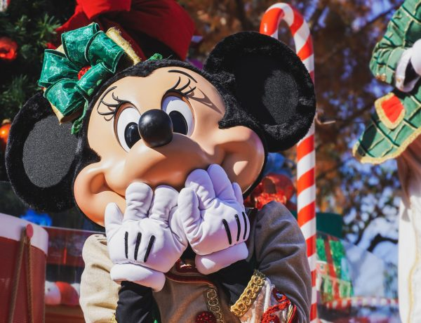 Surprised mickey mouse